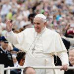 Avec le Pape François