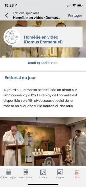 Editorial en vidéo